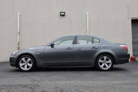 e60 e61 nyc 2006 530xi awd 6 speed manual titanium grey metallic