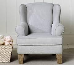 wingback mini chair pottery barn