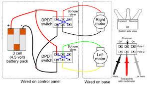 rbb bot assembling the motors and wheel part 1 3