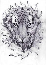 tiger designs search coloring tiger