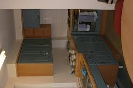 1990s Kitchen by En Suite Accommodation St Antony U0027s College