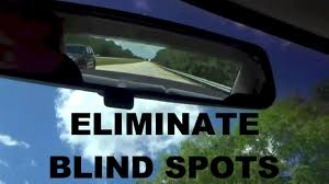Blind Corner Mirror How To Adjust Your Car Mirrors To Eliminate Blind Spots Sae Youtube