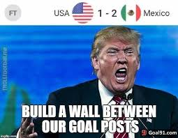 Us Soccer Meme - donald trump after america loses to mexico soccer memes goal91