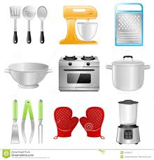 cookware amp kitchen utensils clipart clipground