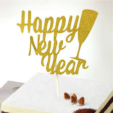 Happy New Year Cake Decorations by Popular Happy New Year Cake Buy Cheap Happy New Year Cake Lots