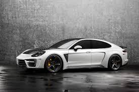 Porsche Panamera Custom - topcar lets loose with new porsche panamera stingray gtr edition
