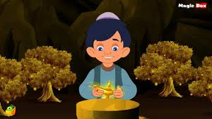 film kartun english aladdin and magician arabian nights in english cartoon