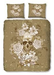 skull and sugar skull duvet covers u0026 bed sets