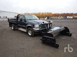 Ford Diesel Dump Truck - 2003 ford f350 4x4 plow dump truck ritchie bros auctioneers