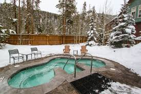 ski tip townhomes summit county mountain retreats