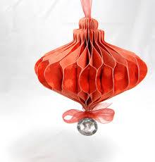 paper and fiber arts cricut art philosophy 3 d honeycomb ornament