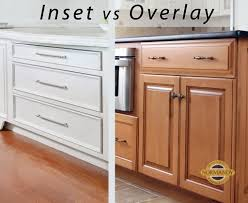 Inset Kitchen Cabinets by Inset Kitchen Cabinets Vs Overlay Kitchen