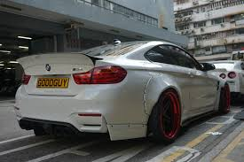 modified bmw m4 project bmw m4 armytrix exhaust airrex liberty walk pur