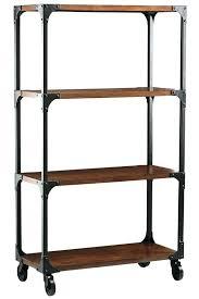 Heavy Duty Steel Shelving by Shelves Harmony Bookshelves On Rolling Casters Heavy Duty