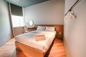 bedroom scenes scenes co living in luxury capsule style at the bed klcc per my
