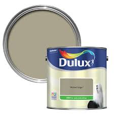 Muted Green by Dulux Green Wall Paint Diy