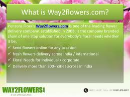 Best Flower Delivery Service Best Flowers Delivery Services In Chandigarh By Punsons Flora