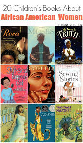 20 american children books about black history
