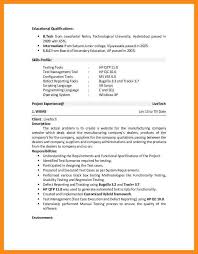 Testing Tools Resume 100 Manual Testing Resume Career Playbook Resume Cover Letter