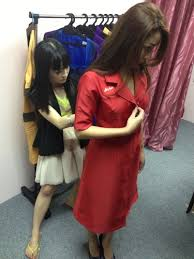 airasia uniform celest thoi debuts in the apprentice asia celest thoi