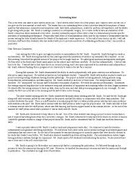 sample recommendation letters free download