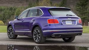 First Drive 2017 Bentley Bentayga
