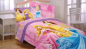 bed princess themed bedding