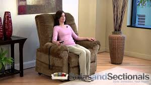 Catnapper Power Lift Chair Catnapper Omni Motorized Lift Chair Sofas And Sectionals Youtube