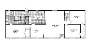 grand chateau ranch modular home 2 027 sf 3 bed 2 5 bath