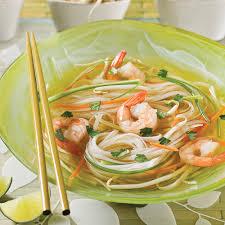 recette cuisine asiatique soupe repas tonkinoise aux crevettes recettes cuisine et