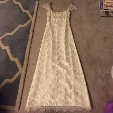 mcclintock wedding dresses 70 mcclintock dresses skirts ivory empire waist