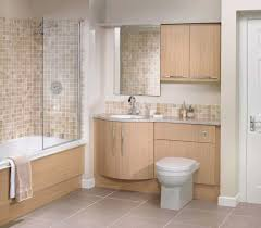 Wood Bathroom Furniture Light Oak Bathroom Cabinets Lighting Vanity Furniture