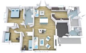 floor plans for houses house floor plan designs small plans 3d 3 bedroom simple open