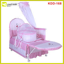 supply kdd 168 cotton fabric baby crib