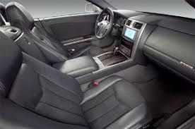 cadillac xlr interior cadillac xlr v sports cars