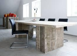 Designer Schreibtisch Bauholz Design Tisch Aus Gebrauchten Bohlen