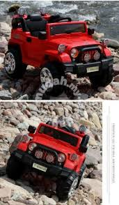 electric jeep for kids kids jeep electric ride on car moms kids for sale in cheras