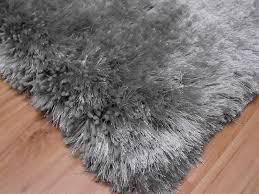 Plush Floor Rugs Silver Rugs Plush Silver Shaggy Rug Plush Silver Shaggy Rug