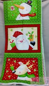 24 best telas y paneles navideños de patchwork images on pinterest