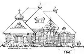 house plan drawings whimsical house plan on the drawing board 1362 houseplansblog