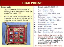 priest breastplate 12 tribes the of joseph lesson 15 genesis chapter 49 reuben southern