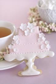 Wedding Cake Cookies Vintage Wedding Wedding Cake Cookie 2063458 Weddbook