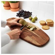 Ikea Kitchen Knives by Fascinera Chopping Board Acacia 52x22 Cm Ikea