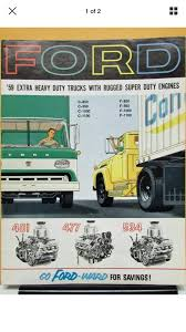 f 850 history info ford truck enthusiasts forums