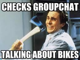 Group Chat Meme - checks groupchat axe guyy meme on memegen