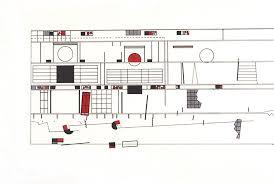 National Theatre Floor Plan Bernard Tschumi Architects