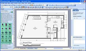 visio floor plan scale svg scenarios using microsoft office visio 2003
