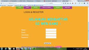 membuat login dengan php di dreamweaver tutorial membuat form registrasi dan login dengan php youtube