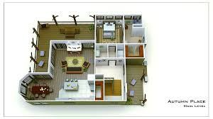 small house floor plans with basement beautiful small cottage plan