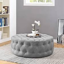sofa round storage ottoman grey storage ottoman ottoman stool